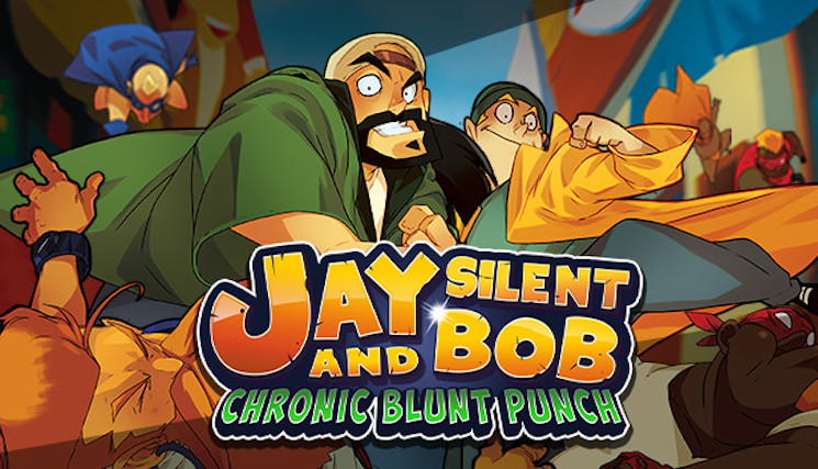Watch a Trailer for Kevin Smith's New 'Jay and Silent Bob' Video Game