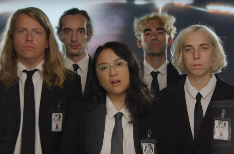 "​Jay Som Go Full 'Men in Black' for ""Nighttime Drive"" Video"