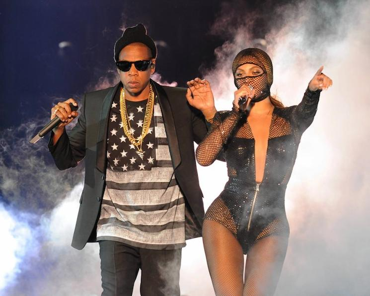 "Jay Z Apparently Supports Beyoncé's 'Lemonade' Amidst Cheating Allegations Because ""They Both Saw Dollar Signs"""