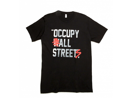Jay-Z Capitalizing on Occupy Wall Street Movement with New T-Shirt