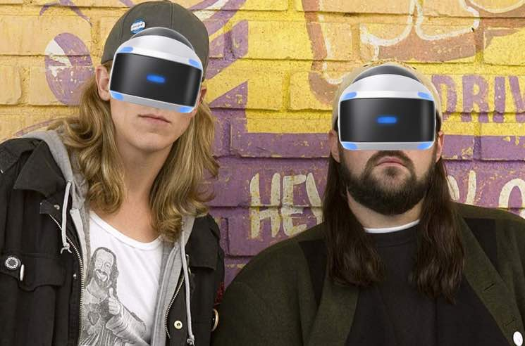 ​Jay and Silent Bob to Return with Their Very Own VR Series
