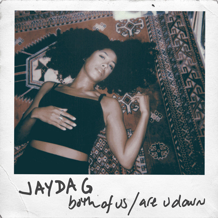 Clubs Are Closed, but Jayda G's 'Both of Us / Are U Down' Couldn't Have Come at a Better Time