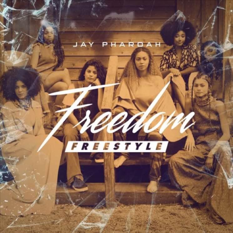 "'SNL' Alumnus Jay Pharoah Teases 'Phornication' Mixtape with Beyoncé's ""Freedom"" Freestyle"
