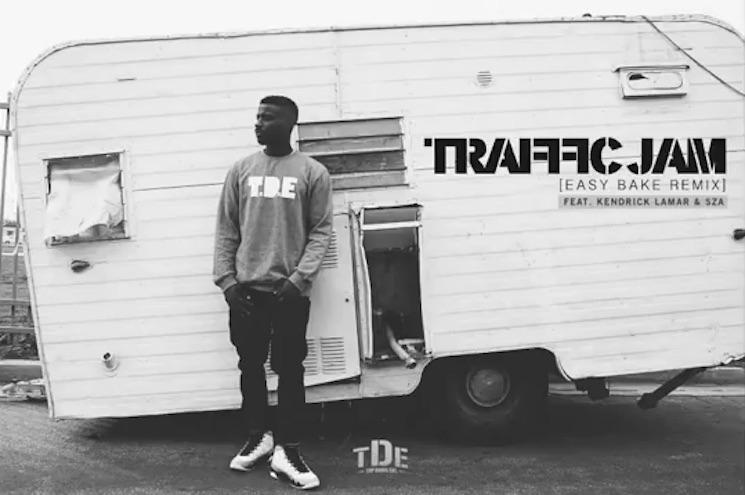 "Jay Rock ""Traffic Jam"" (ft. Kendrick Lamar & SZA)"