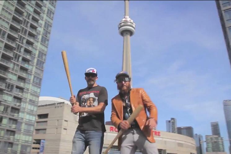 "B & Steve ""Home Run Anthem"" (video)"