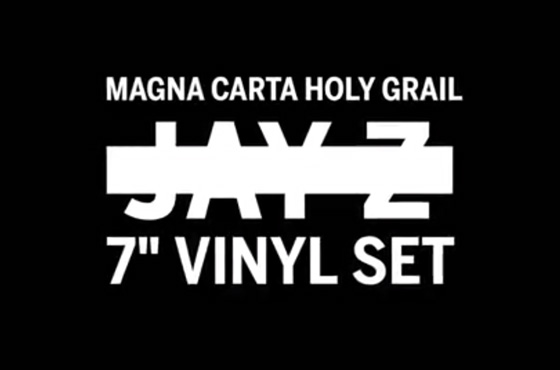 Third Man Records Finally Releasing Jay Z's 'Magna Carta Holy Grail' on Vinyl
