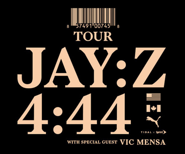 "Vic Mensa Joins JAY-Z's ""4:44 TOUR"""