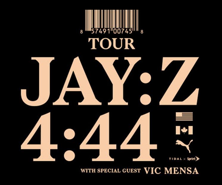 "Vic Mensa Joins JAY-Z's ""4:44 TOUR"""