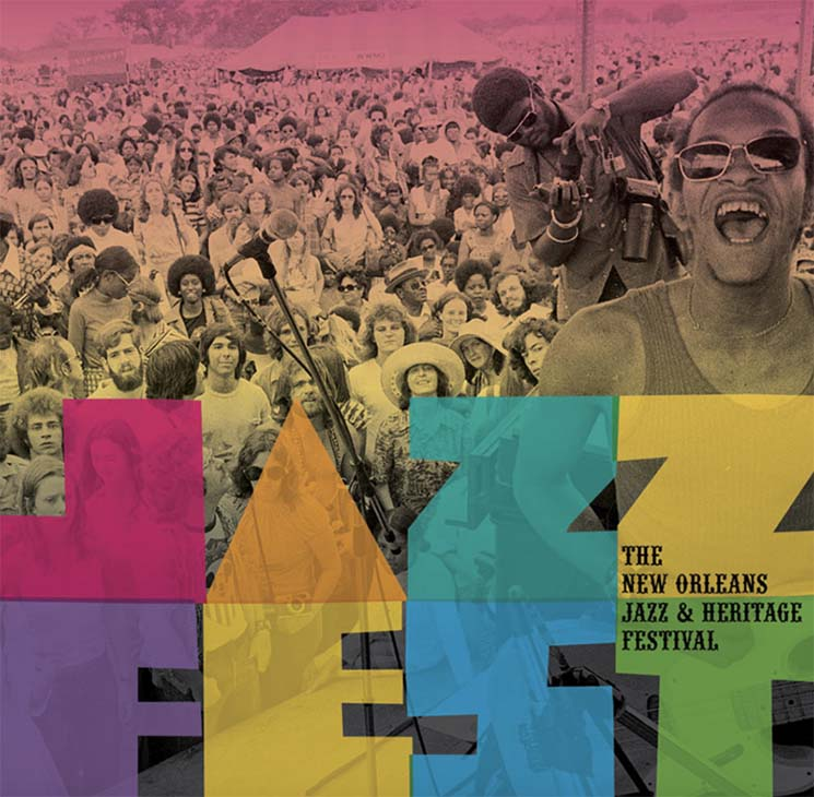 Various Artists Jazz Fest: The New Orleans Jazz & Heritage Festival Box Set