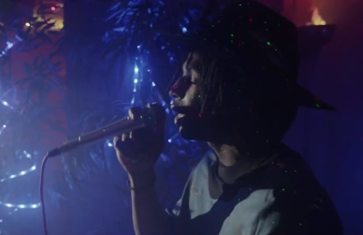 "Jazz Cartier ""Always Up to Something"" (video)"