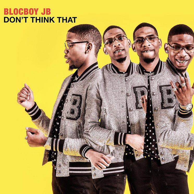 BlocBoy JB Announces 'Don't Think That' Mixtape