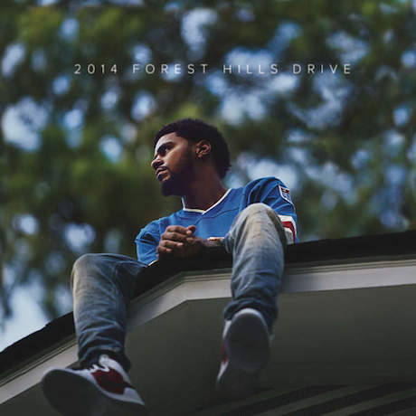 J. Cole Announces '2014 Forest Hills Drive' LP