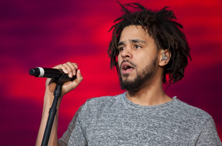"​J. Cole Takes Shots at Kanye West and Drake on ""False Prophets"""