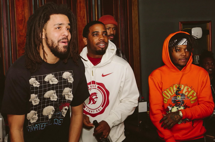 J. Cole Shares 'REVENGE' Doc Ahead of New Album