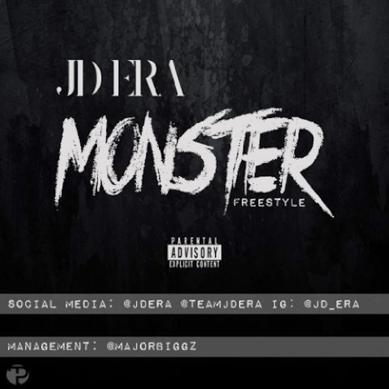 JD Era 'Monster' (freestyle)