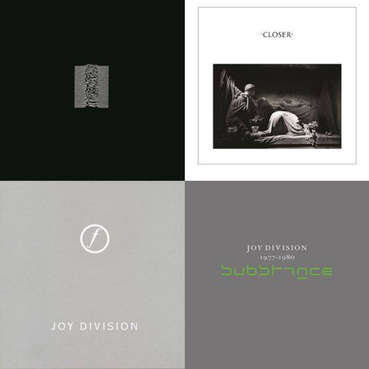 Joy Division Catalogue Treated to Vinyl Reissue Campaign