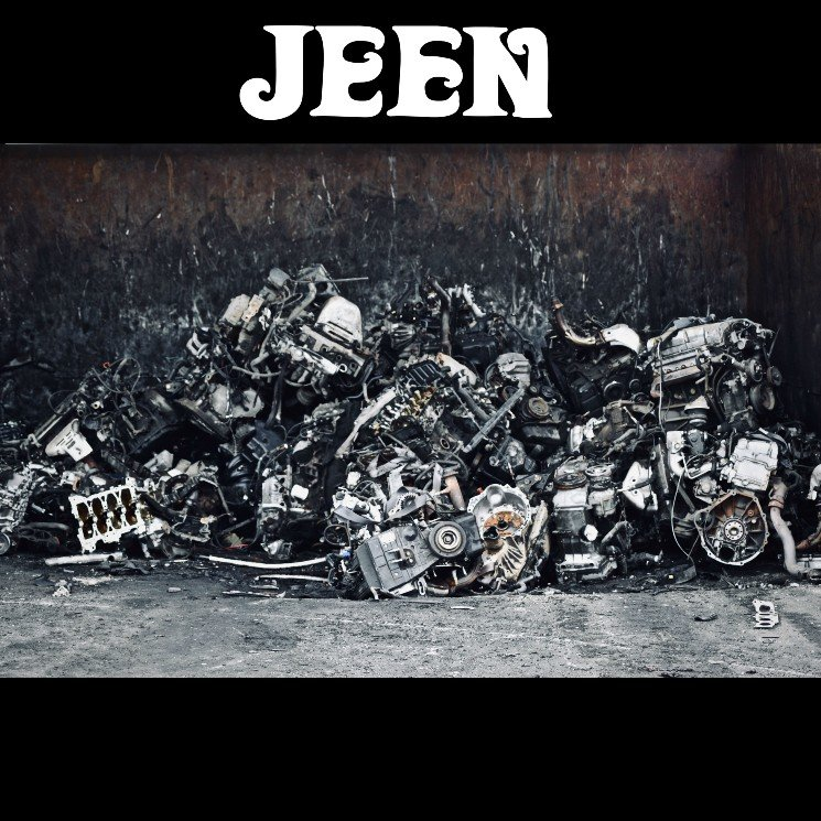 Jeen Mingles with CanRock Royalty on Self-Titled LP, but Ultimately Forges Her Own Path