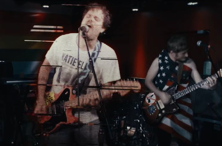 "Jeff Rosenstock  ""Pash Rash"" (video)"
