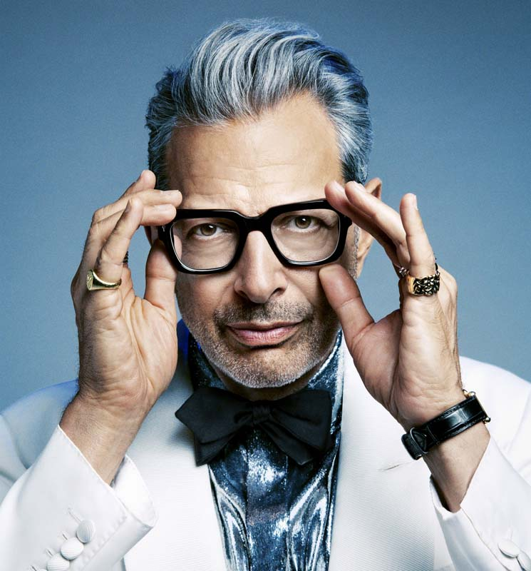 Jeff Goldblum The Exclaim! Questionnaire