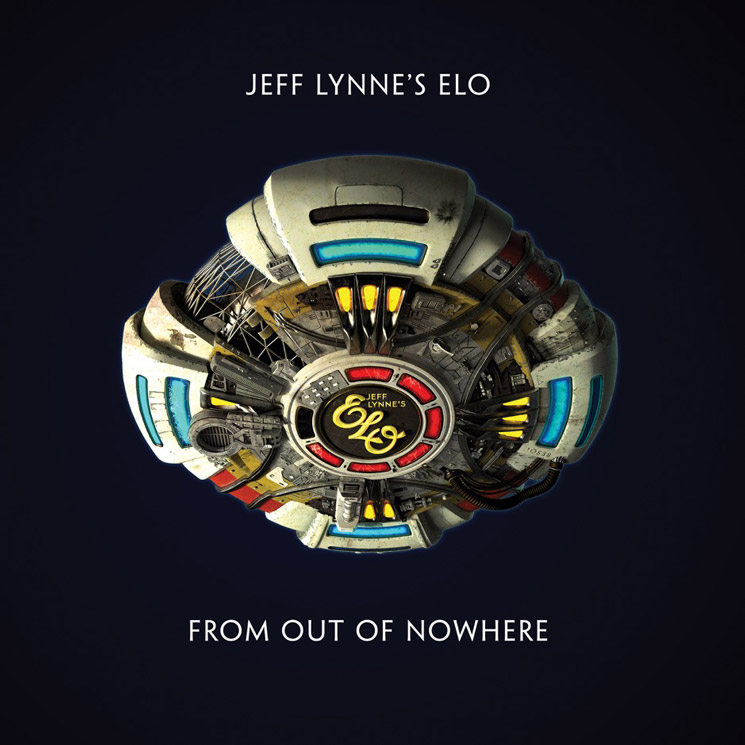 Jeff Lynne's ELO Return 'From Out of Nowhere' with New Album