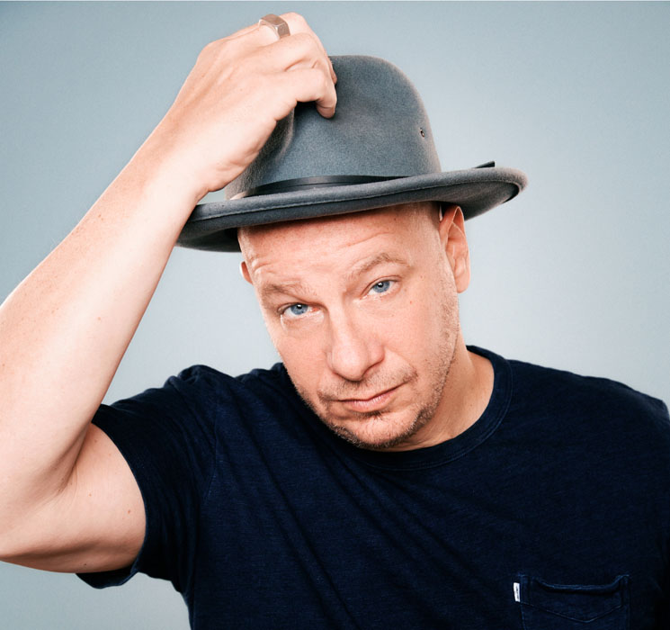Jeff Ross JFL42, Toronto ON, September 25