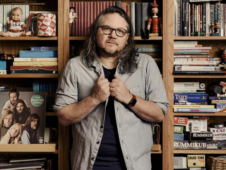 Jeff Tweedy Talks About His New Memoir, New Wilco and Touring with Bob Dylan