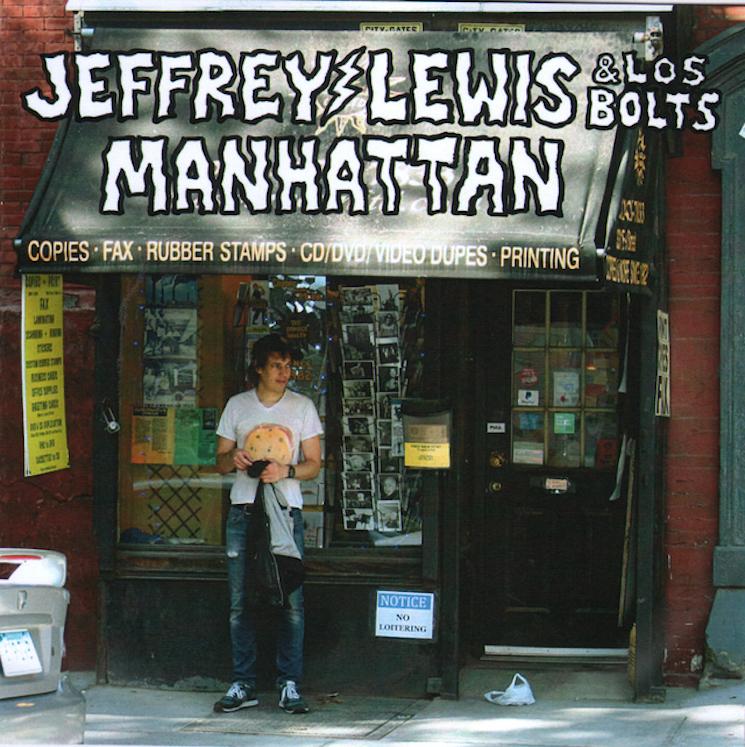 Jeffrey Lewis Returns with 'Manhattan'