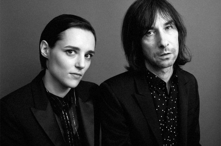 Primal Scream's Bobby Gillespie and Savages' Jehnny Beth Announce Collaborative Album