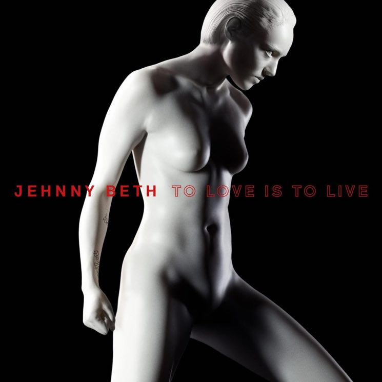 ​Savages' Jehnny Beth Unveils Debut Solo Album 'To Love Is to Live'
