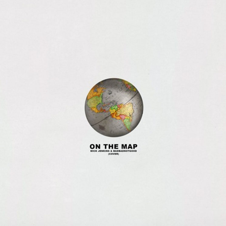 "Mick Jenkins ""On the Map"" (ft. BADBADNOTGOOD)"