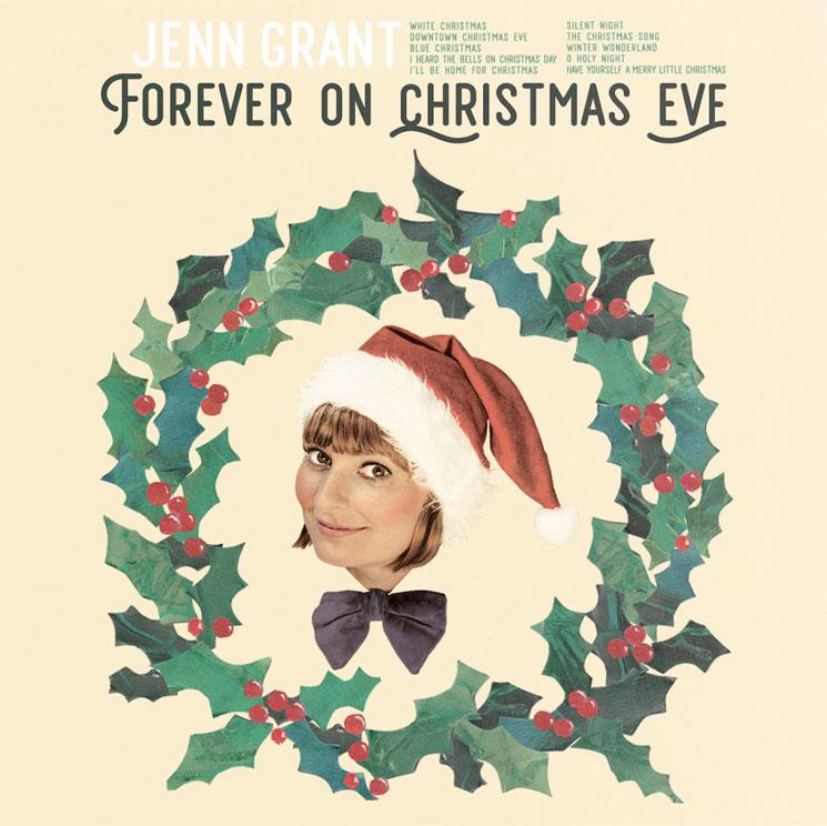 Jenn Grant Is Releasing Her Very Own Christmas Album