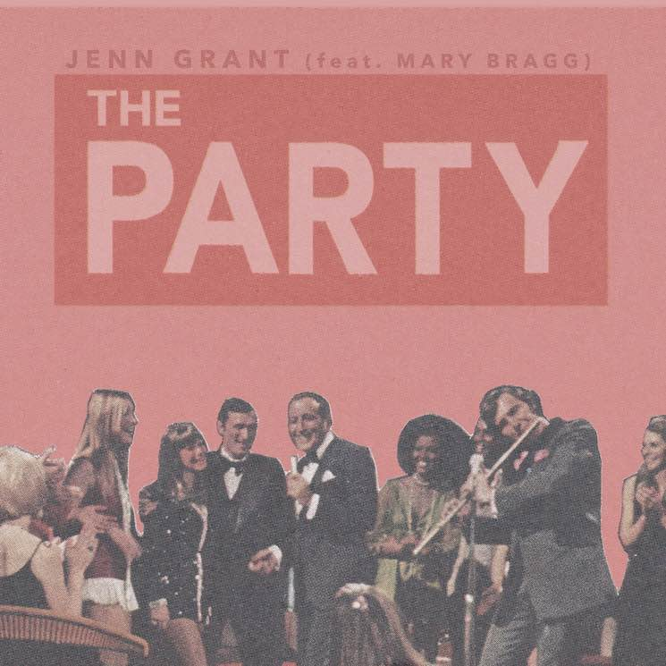 "Jenn Grant Starts ""The Party"" on New Single"
