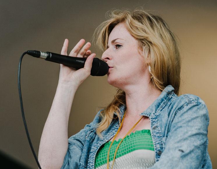 Jenn Grant Edmonton Folk Festival, Edmonton AB, August 11