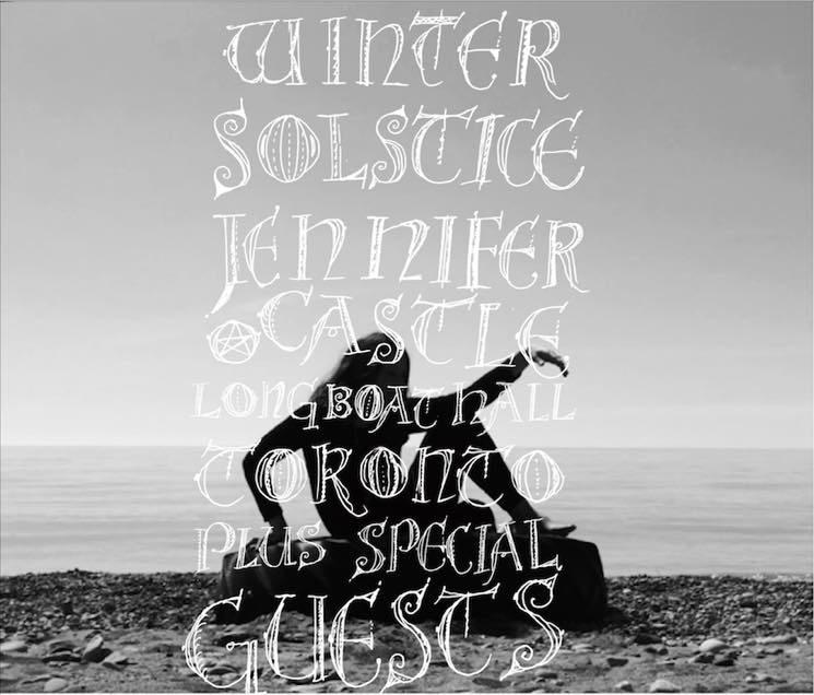 ​Jennifer Castle to Play Winter Solstice Show in Toronto