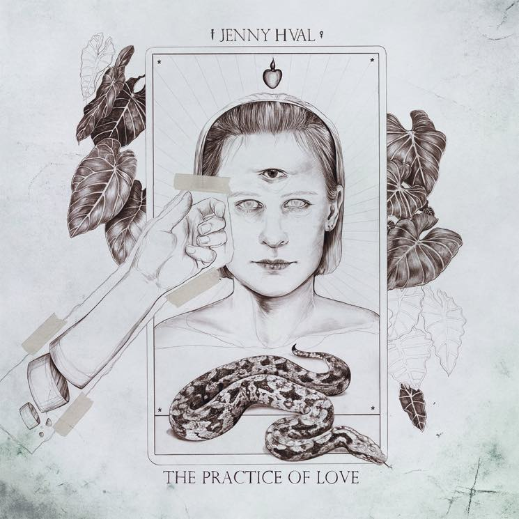 Jenny Hval The Practice of Love