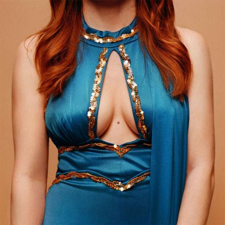 "​Jenny Lewis Details 'On the Line' LP, Shares ""Red Bull & Hennessy"""