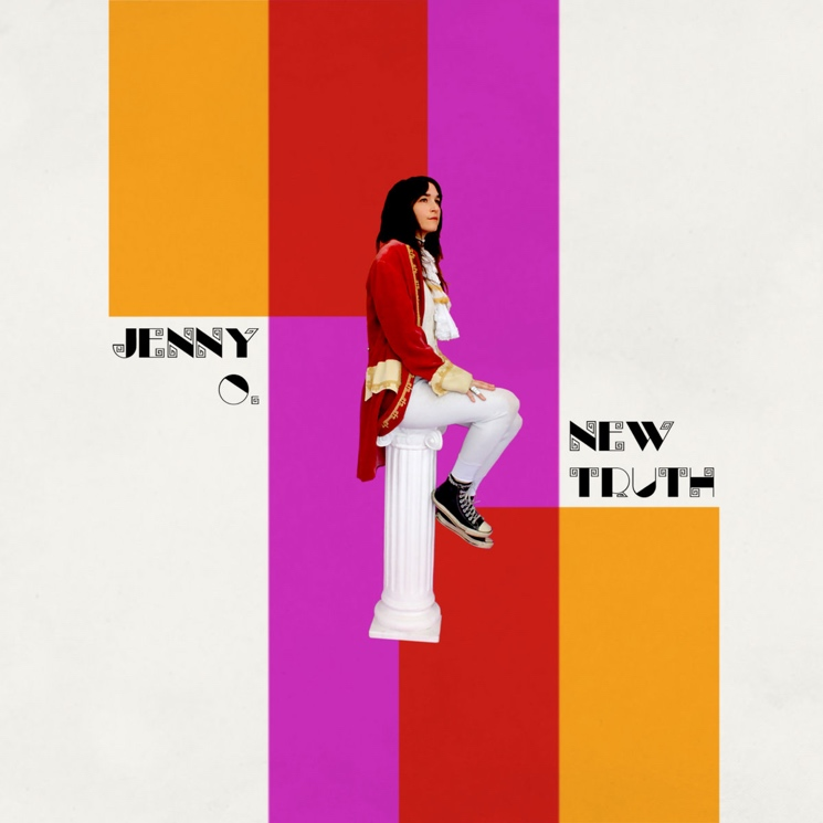 Jenny O. Embraces Her 'New Truth' on Affecting, Deeply Personal New Album