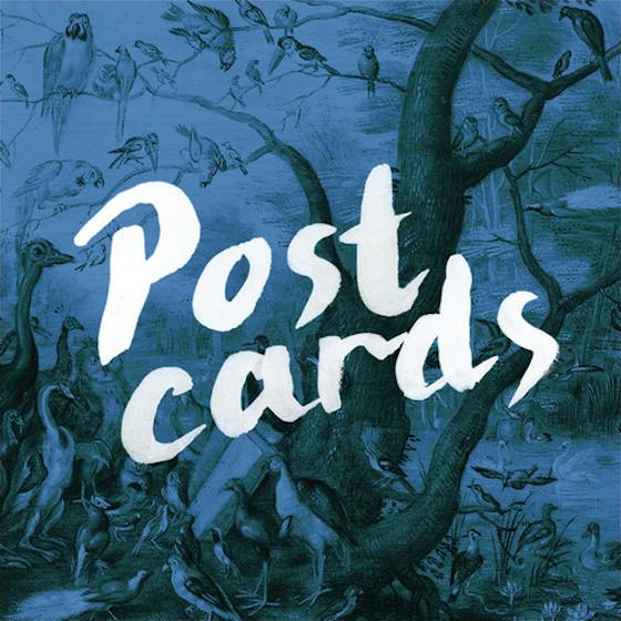 """Jens Lekman """"Postcard #4"""""""