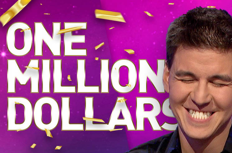​'Jeopardy!' Contestant James Holzhauer Passes $1 Million Mark on Impressive Win Streak