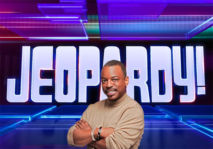 LeVar Burton Finally Scores Hosting Gig at 'Jeopardy!'