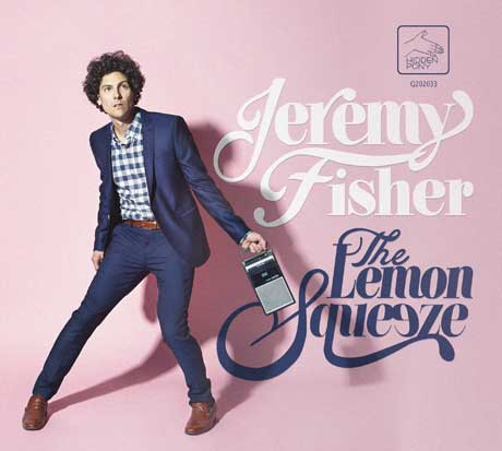 Jeremy Fisher 'The Lemon Squeeze' (album stream)