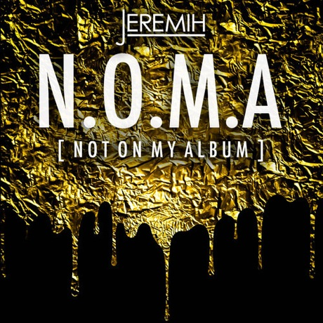 Jeremih 'Not on My Album' (mixtape)