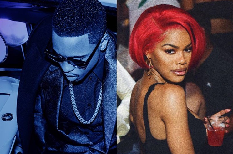 ​Jeremih and Teyana Taylor Team Up for North American Tour