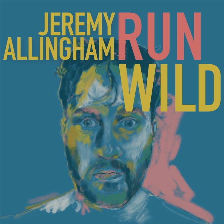 Jeremy Allingham 'Run Wild' (album stream)