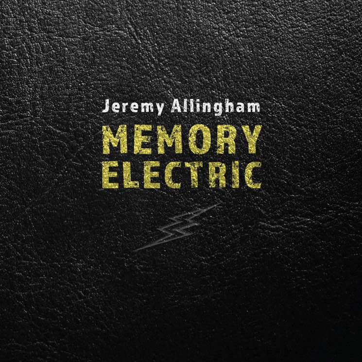 Jeremy Allingham 'Memory Electric' (album stream)