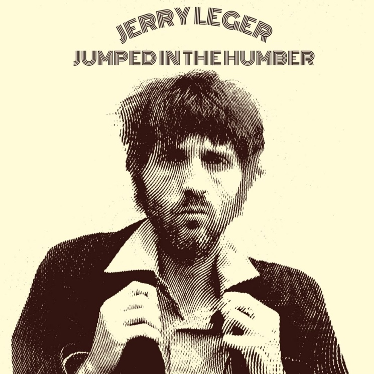 Jerry Leger Shares Folk Rocking Murder Mystery 'Jumped in the Humber'