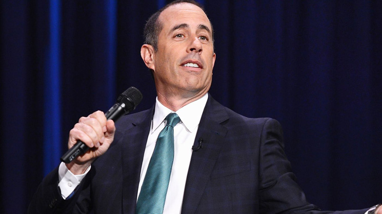 Jerry Seinfeld Is Done Getting Coffee in Cars with Comedians