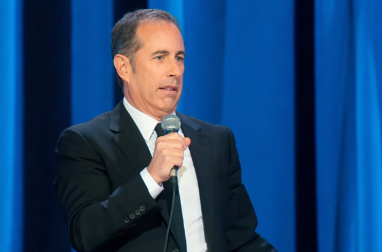 Here's Our First Trailer for Jerry Seinfeld's Netflix Special '23 Hours to Kill'