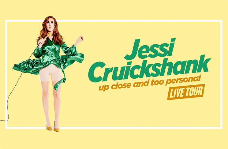 Jessi Cruickshank Plots Canadian 'Up Close and Too Personal Tour'