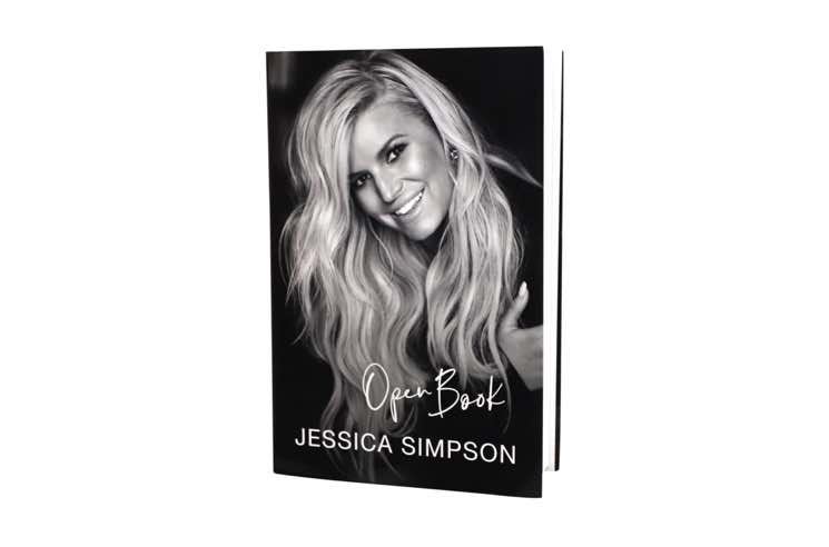 Jessica Simpson Opens Up About Struggle with Addiction in New Memoir 'Open Book'